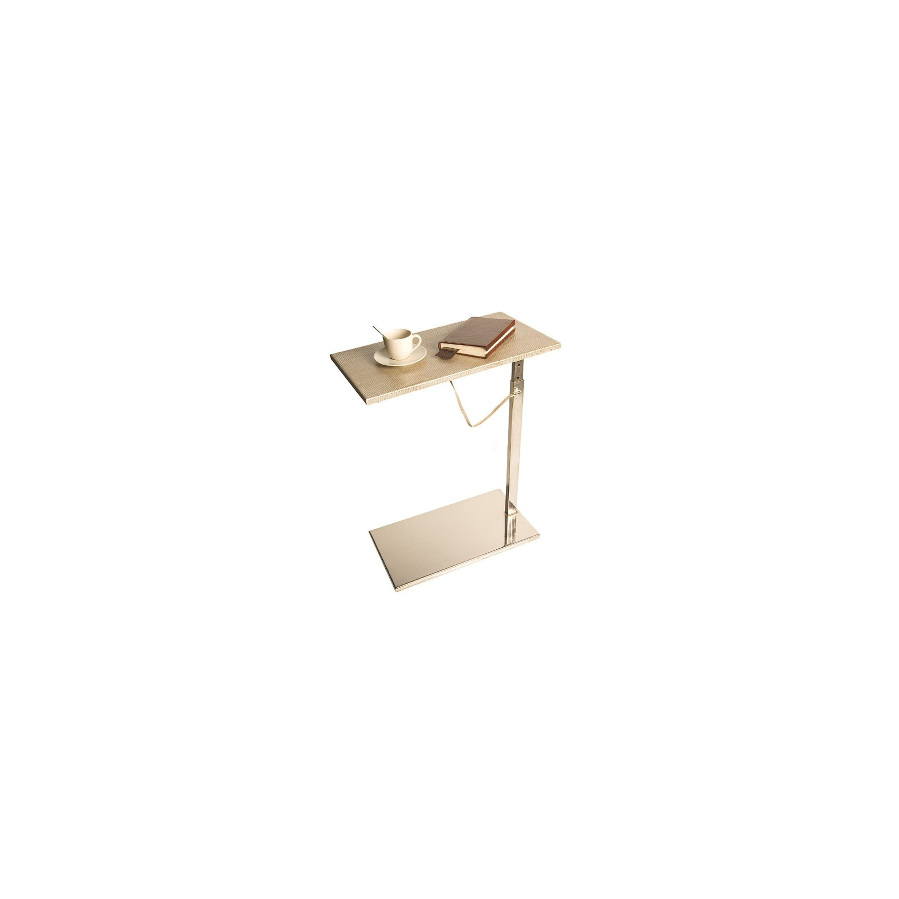 End Table Adjustable Height Lounge Table Absolute Breton