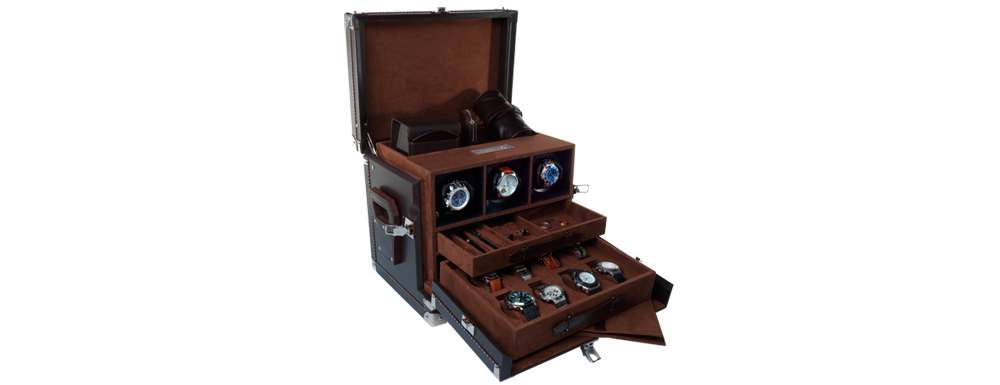 Collector's Chest for special watches