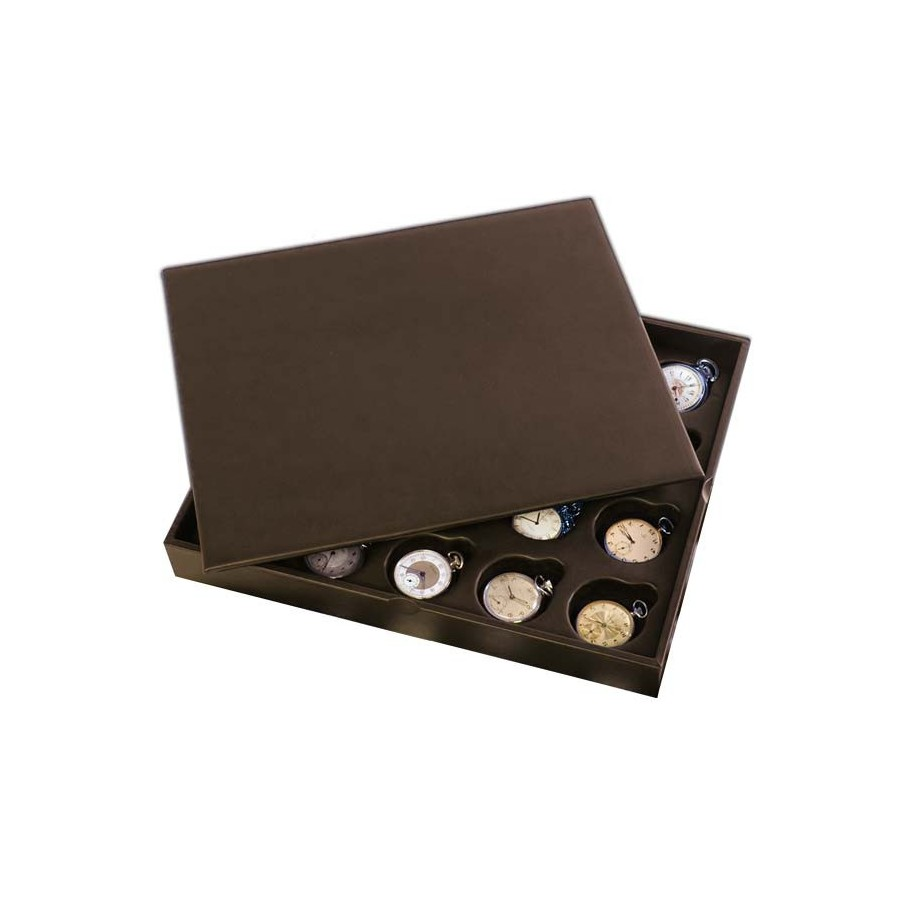 Stackable tray for 20 chain watches