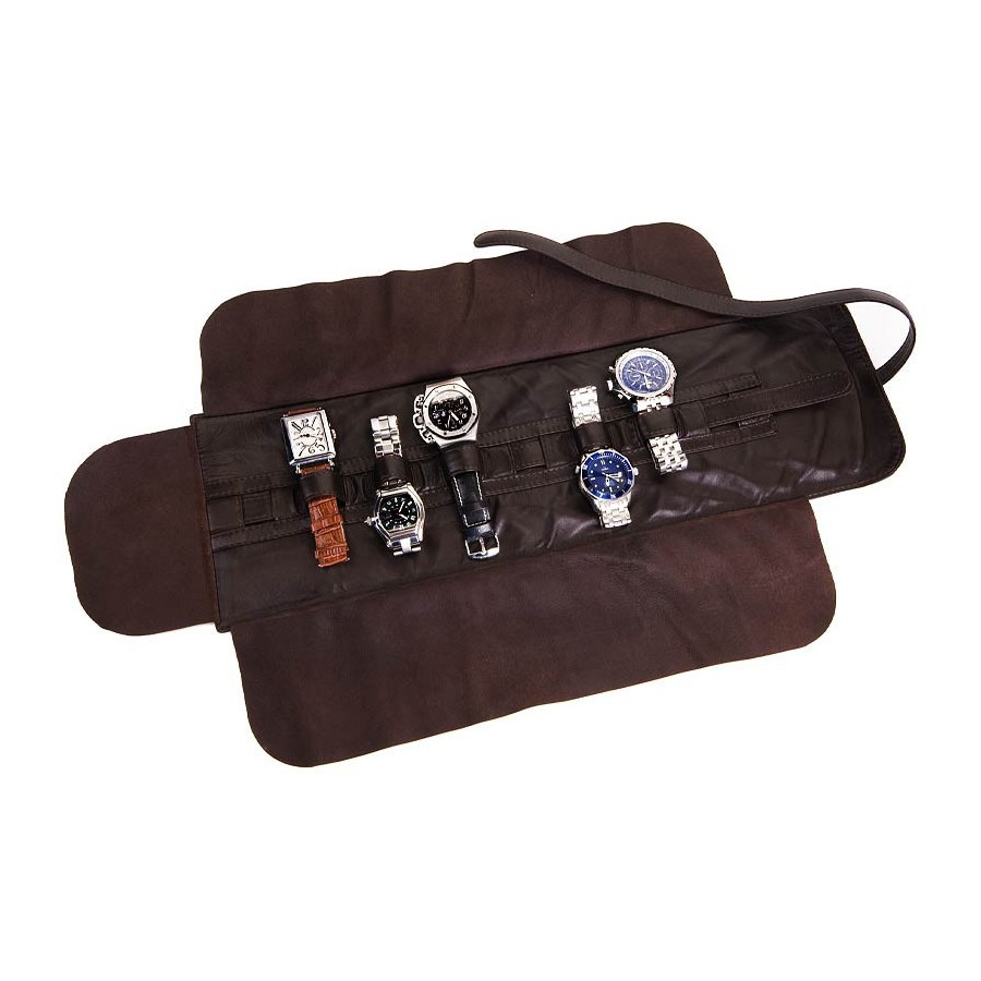Roll-up Case for 8 watches
