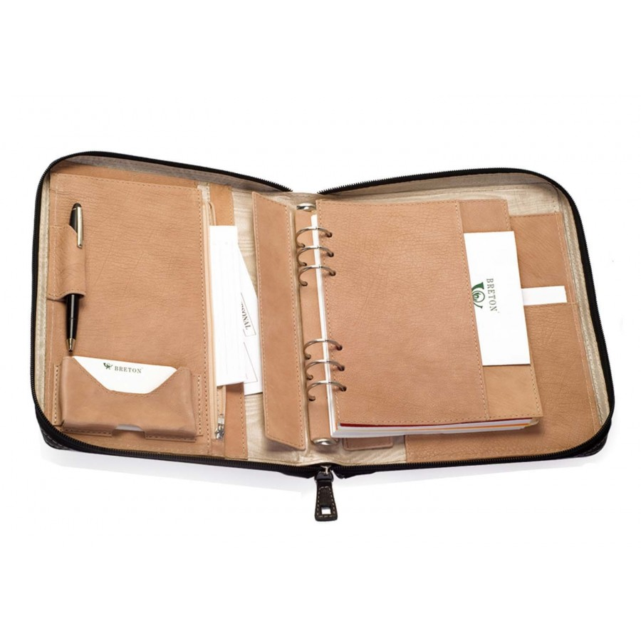 Diary/Journal with zipper closure