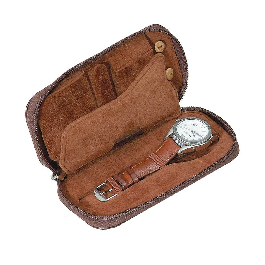 Travel jewel-watch case for men - Special thickness