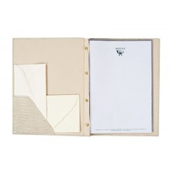 Folder DIN A4 with extensible spine