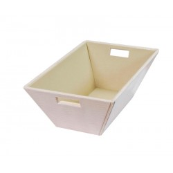 Small trapezoidal tray with handles