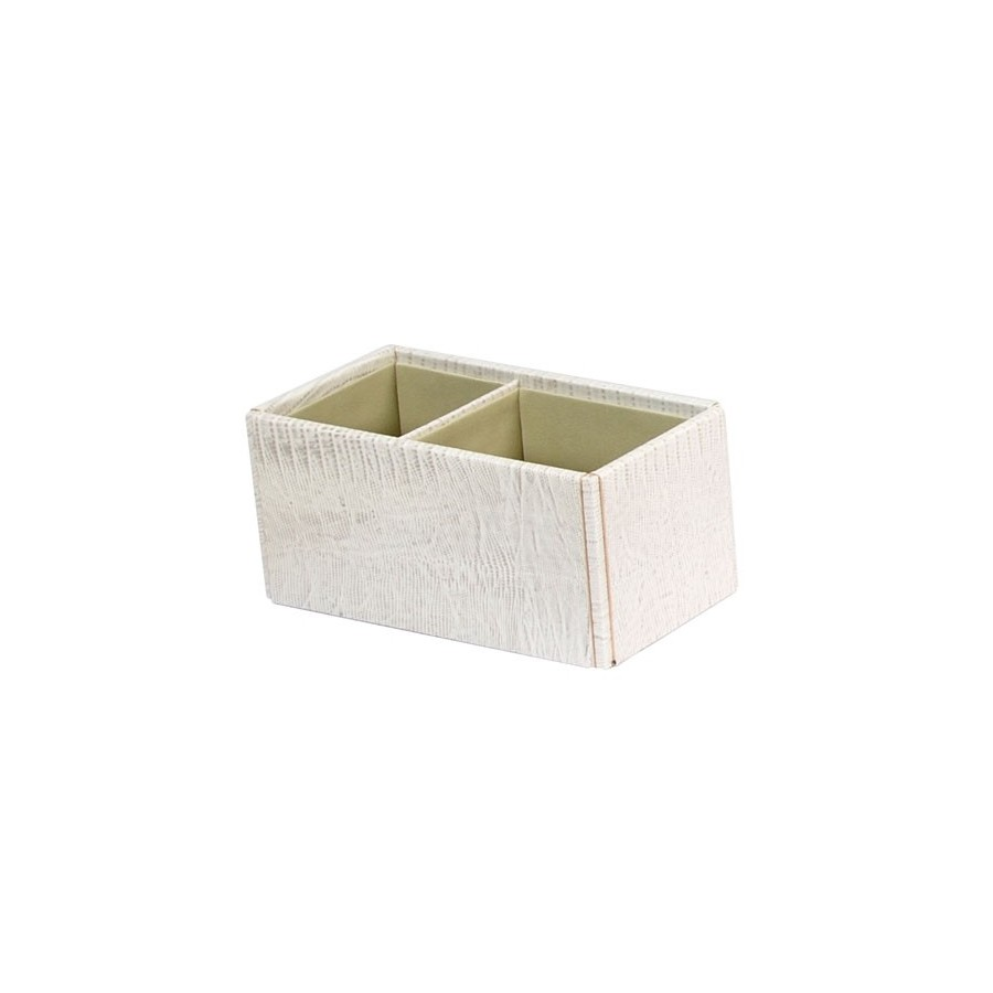 Box with 1 divider and no lid