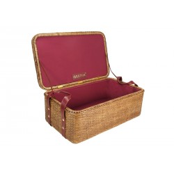 Chest Picnic-Beach with curved handles