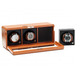 Rotor Case for 3 automatic watches