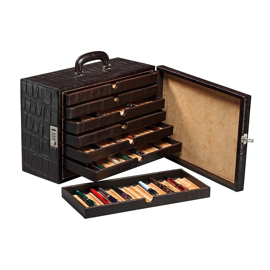 Briefcase for 91 fountain pens