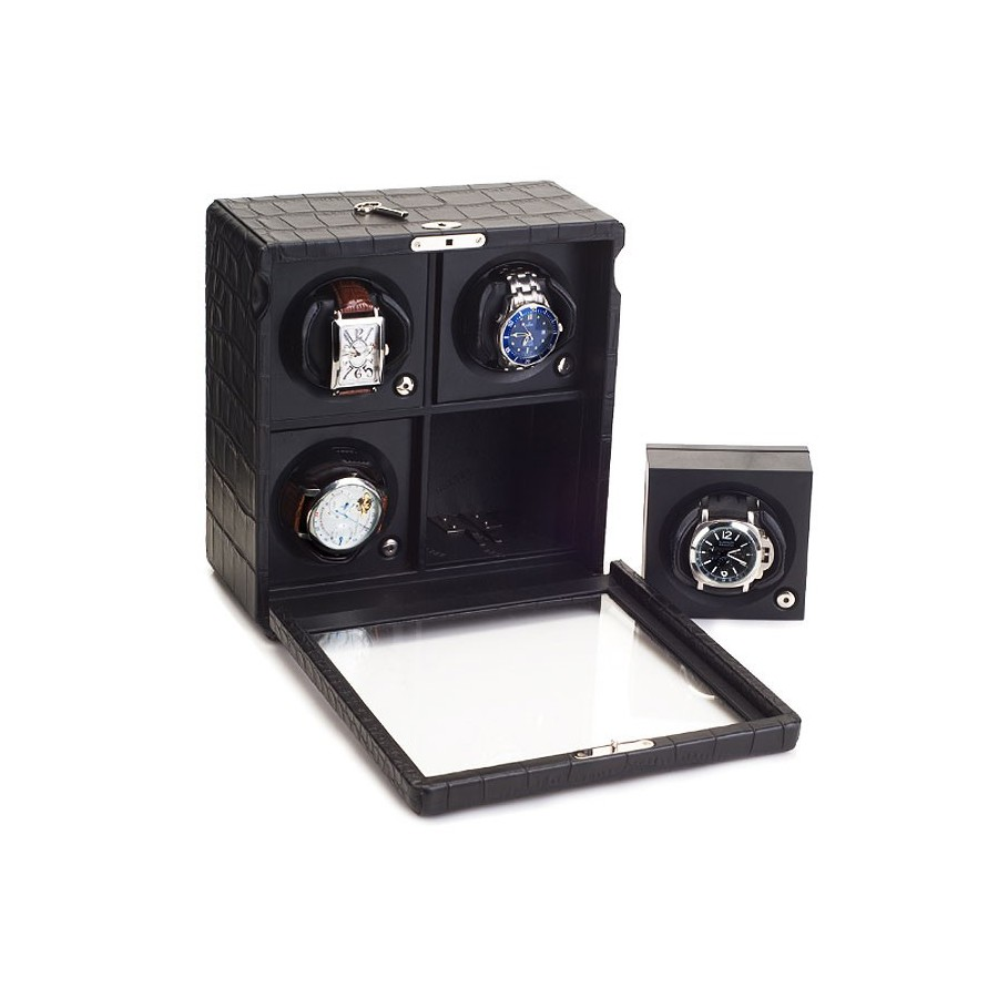 Rotor Case for 4 Automatic Watches
