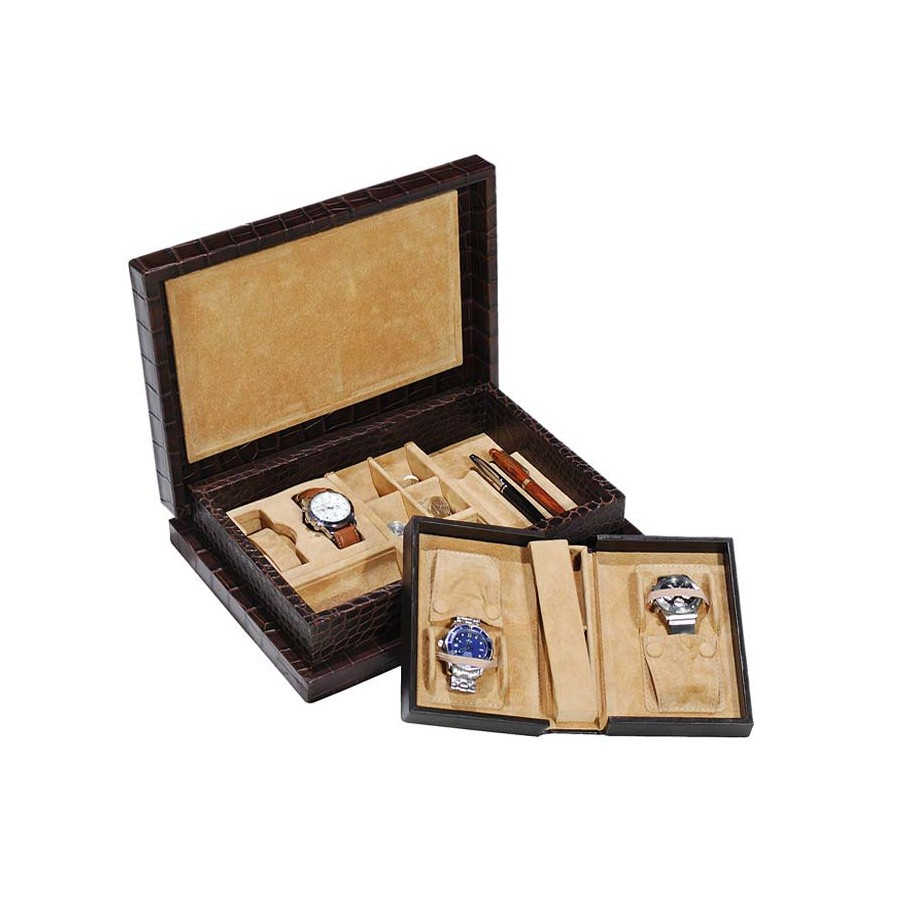Jewel-watch box for men