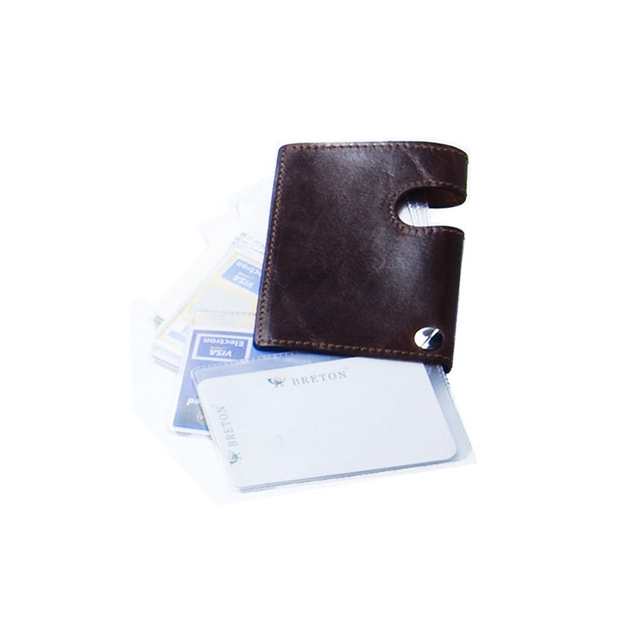 Fan out card holder for 20 cards