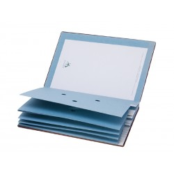 Guestbook with classification folder