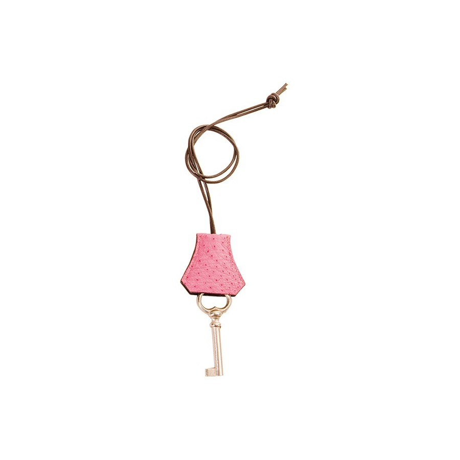 Bell key ring for footing