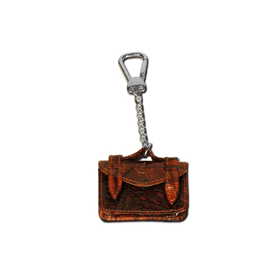 Briefcase key chain