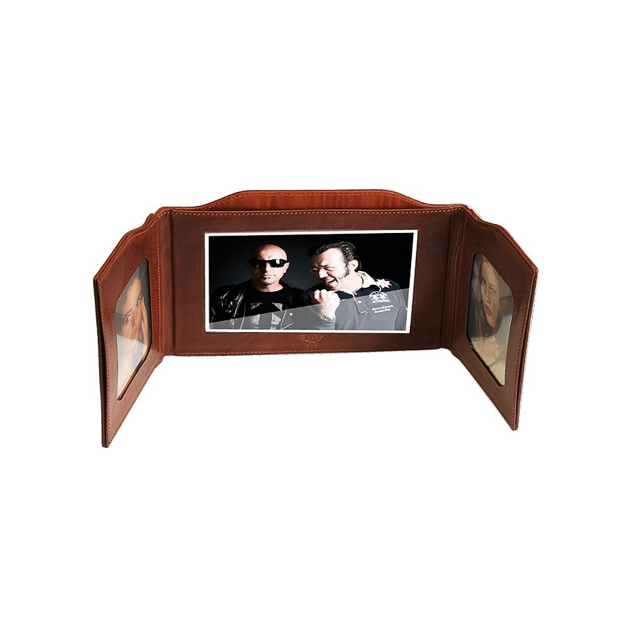 Triptych photo frame