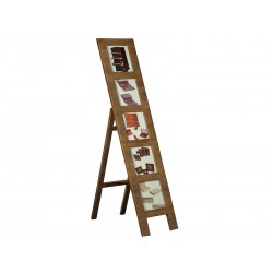 Easel for 5 photos (picture: 20 x 50)