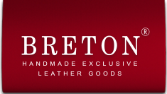 Leather writing cases | Artisan writing materials | Breton