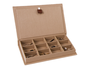 Boxes for 12 Cufflinks