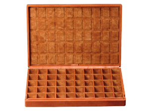 Boxes for 50 Cufflinks