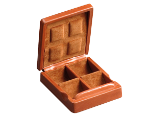 Boxes for 4 Cufflinks 1º Level