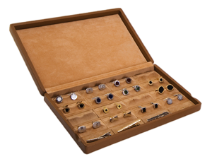 Box for 20 Cufflinks