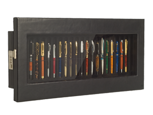 Display Case for Fountain Pens (20 Fountain Pens)