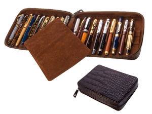 Flexible Case for Fountain Pens (36 Fountain Pens)