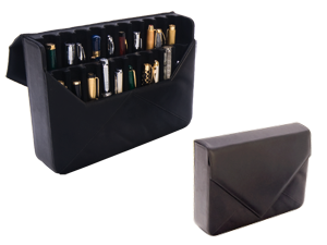 Vertical Case Envelope Style for Fountain Pens (20 Fountain Pesn)