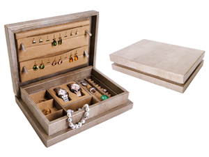 Jewellery case for women, Zen Design